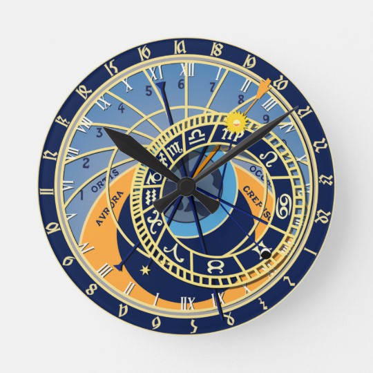 Horloge astrale pour Mac