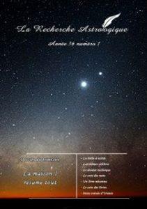 Abonnement à la recherche astrologique